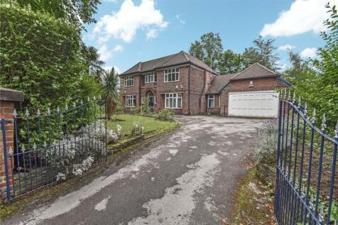 Upper Park Road, Broughton Park, Salford, M7. 6 bedroom detached house for sale