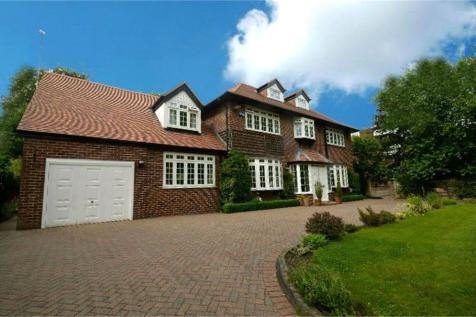 Singleton Road, Salford, Greater Manchester, M7. 6 bedroom detached house for sale