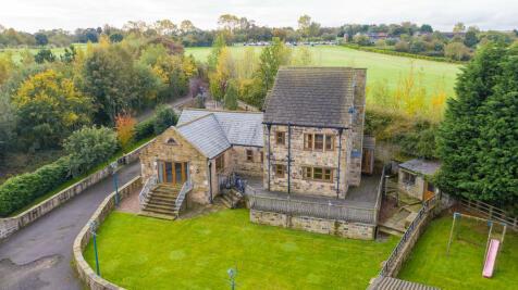 Elmhirst Lane, Silkstone, Barnsley. 5 bedroom detached house for sale