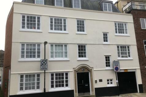 Elm Street, Ipswich, Suffolk, IP1. 1 bedroom flat
