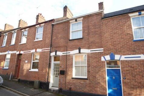 Dean Street , Exeter. 3 bedroom terraced house