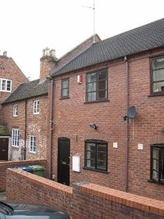 Norbury Court, Stone, Staffordshire. 2 bedroom house