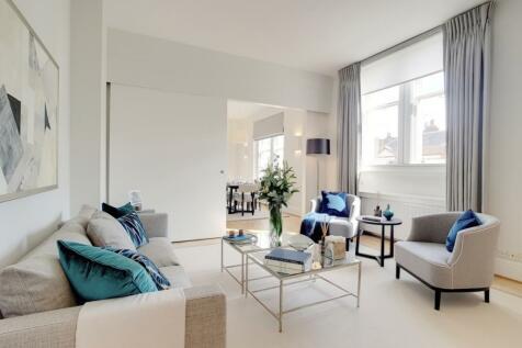 Thurloe Place Knightsbridge SW7. 2 bedroom apartment