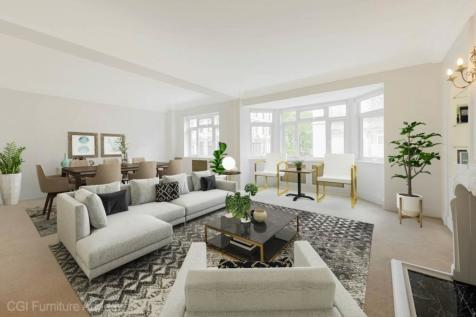 Ennismore Gardens Knightsbridge SW7. 4 bedroom apartment