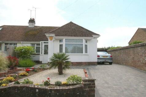 Holmes Lane, Rustington, West Sussex. 2 bedroom bungalow