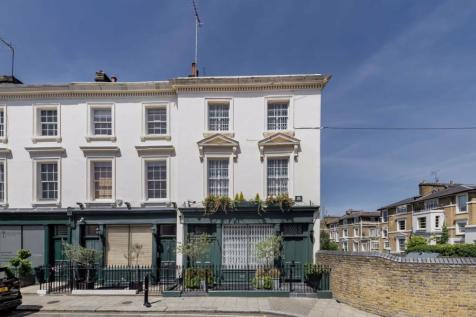 Warwick Place, Little Venice. 3 bedroom house