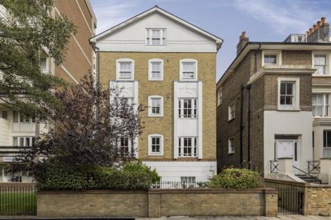 Randolph Gardens, Maida Vale. 1 bedroom flat