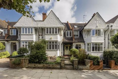 Ashworth Road, Maida Vale. 4 bedroom house