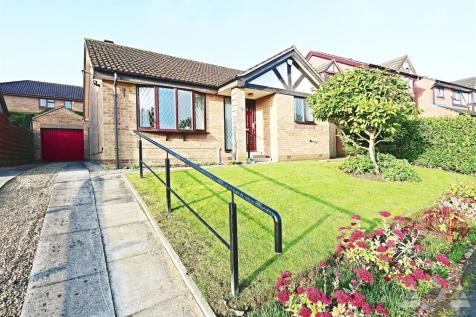 The Meadows, Ashgate, Chesterfield, Derbyshire. 3 bedroom detached bungalow