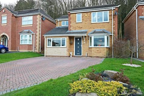 Nether Way, Darley Dale, Matlock. 3 bedroom detached house