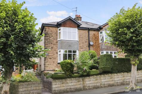 Dimple Road, Matlock, Derbyshire. 3 bedroom semi-detached house