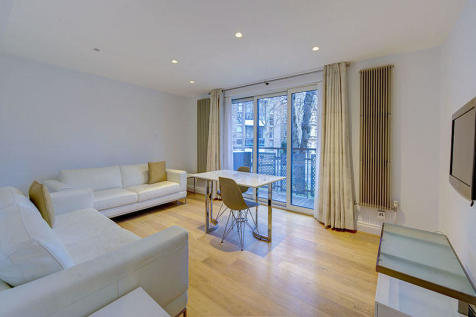 Addison Road, London, W14. 2 bedroom flat