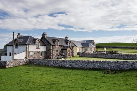 Coullabus Farmhouse and Cottage, Isle of Islay, Argyll and Bute, PA44. 6 bedroom detached house