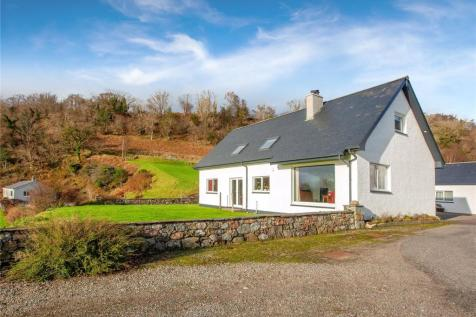 Cuilcheanna, Onich, Fort William, Highland, PH33. 5 bedroom detached house for sale