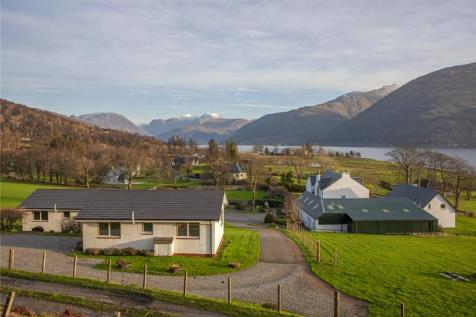 Cuilcheanna Cottages, Onich, Fort William, Highland, PH33. 8 bedroom bungalow