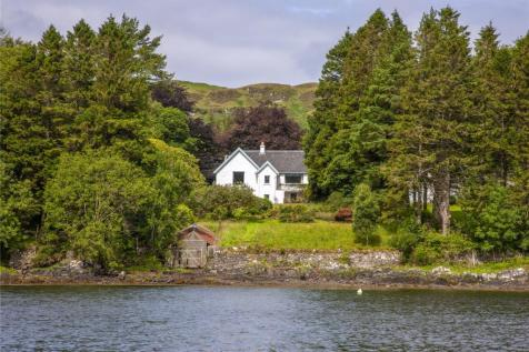 Ardentallen House, Ardentallen, Oban, Argyll and Bute, PA34. 7 bedroom detached house for sale