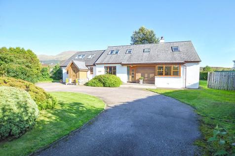 Redhill, Taynuilt, Argyll and Bute, PA35. 6 bedroom detached house for sale