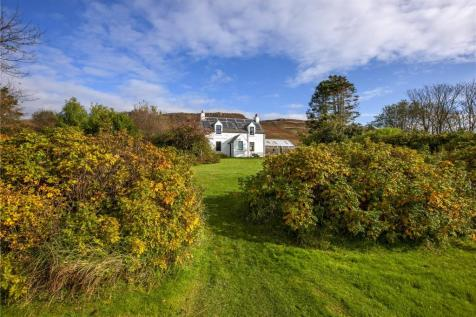 High Lee Croft, Ardtun, Bunessan, Isle of Mull, PA67. 2 bedroom detached house for sale