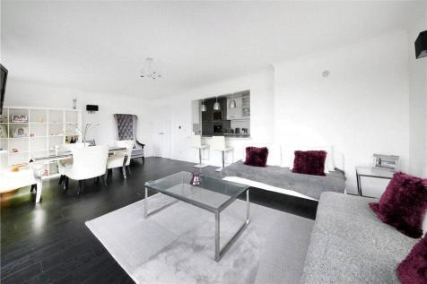 Artemis Court, Homer Drive, Canary Wharf, London, E14. 2 bedroom apartment