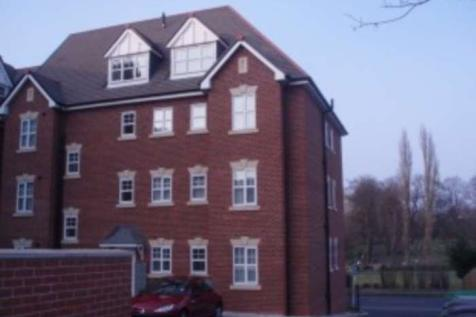 Badger Avenue, Crewe. 2 bedroom apartment