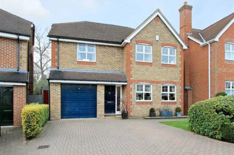 Orpington Road, Winchmore Hill, London. 5 bedroom detached house