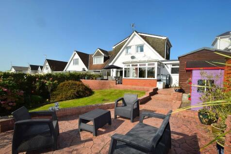 Penywaun, Efail Isaf, Pontypridd. 4 bedroom detached house for sale