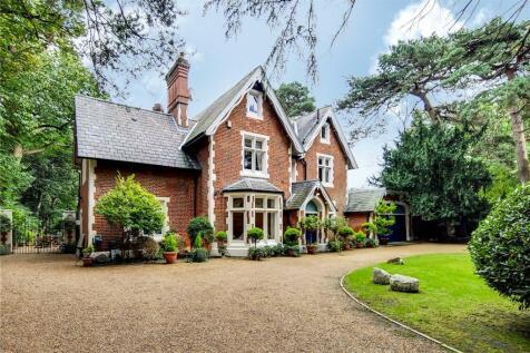 Sydenham Hill, Sydenham, SE26. 6 bedroom detached house for sale