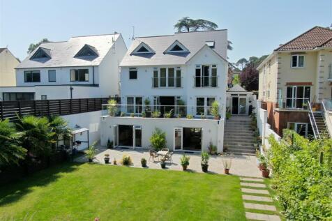 Compton Avenue, Lilliput, Poole. 5 bedroom detached house