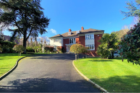 Branksome Park, Poole. 5 bedroom detached house