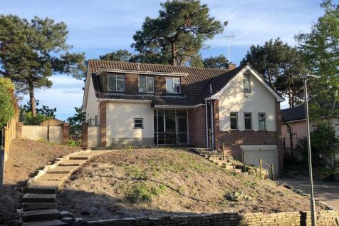 Lower Parkstone,Poole. 4 bedroom detached house