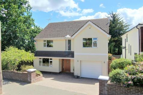 Blake Hill Crescent, LILLIPUT, POOLE. 5 bedroom detached house