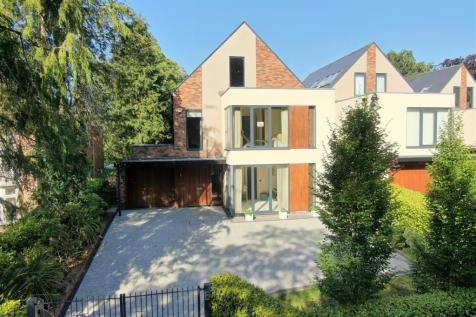 Spur Hill Avenue, Poole. 4 bedroom detached house