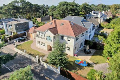 Inverness Road, Canford Cliffs, Poole. 5 bedroom detached house