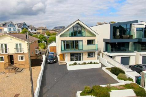 Whitecliff Road, Whitecliff, Poole. 4 bedroom detached house