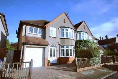 Rushmere. 4 bedroom semi-detached house for sale