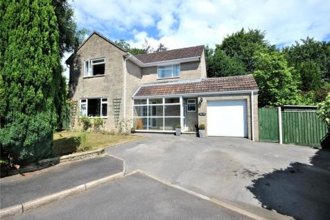 Rectory Gardens, Combe St. Nicholas, Chard, Somerset, TA20. 3 bedroom detached house
