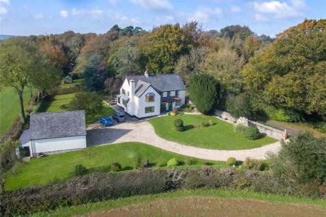 Buckland St. Mary, Chard, Somerset, TA20. 6 bedroom detached house