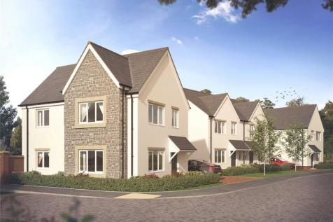 Snowdon Grange, Chard, Somerset, TA20. 3 bedroom semi-detached house