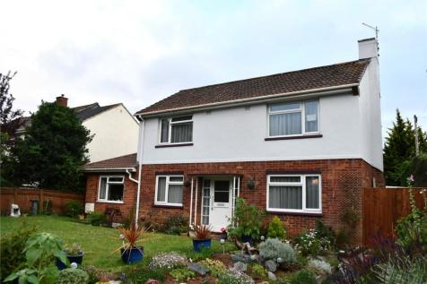 Wellington Road, Taunton, Somerset, TA1. 5 bedroom detached house