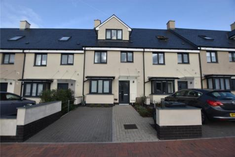 Kings Square, Taunton, TA1. 4 bedroom terraced house for sale