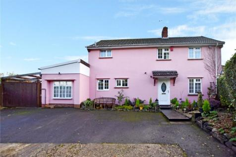 Higher Comeytrowe, Taunton, Somerset, TA4. 3 bedroom detached house for sale