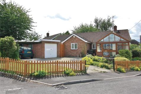 Long Close, Ilminster, TA19. 3 bedroom bungalow