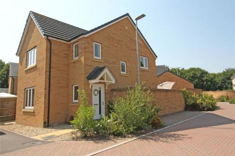 Greenfylde Close, Ilminster, Somerset, TA19. 3 bedroom detached house