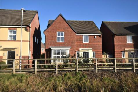 Kings Walk, Bridgwater, TA6. 4 bedroom detached house for sale
