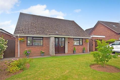 Cothelstone Close, Bridgwater, TA6. 4 bedroom bungalow for sale