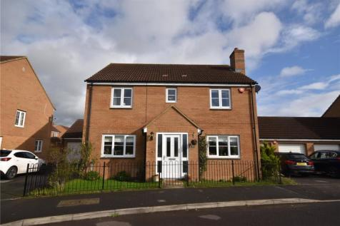Limousin Way, Bridgwater, TA6. 4 bedroom detached house for sale