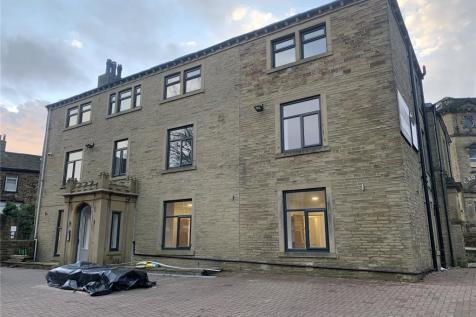 Plot 3 Balmoral Place, Flat 3 Trinity Royd, Halifax, West Yorkshire, HX1. 1 bedroom apartment