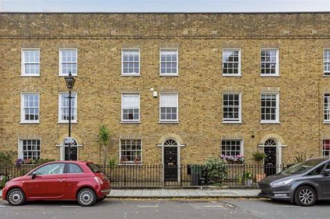 Walcot Square, Kennington. 4 bedroom house for sale
