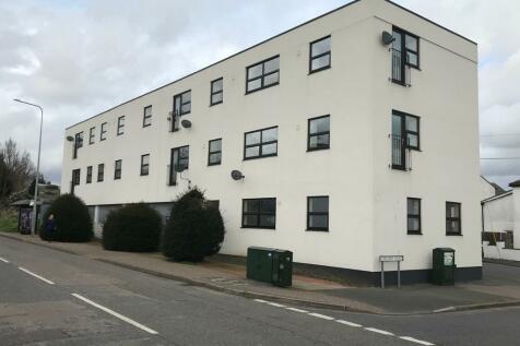 Parkeston House Adelaide Street, Harwich, Essex, CO12 4PJ. 2 bedroom flat