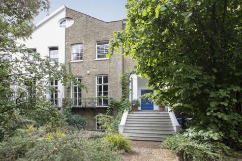 Camberwell Grove, Camberwell, SE5. 6 bedroom terraced house